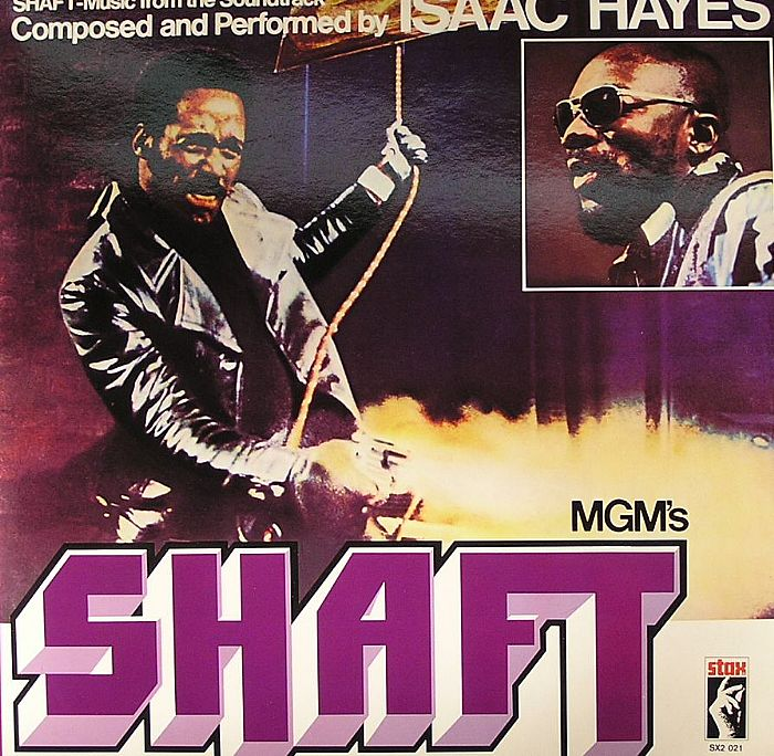 HAYES, Isaac - Shaft: Music From The Soundtrack