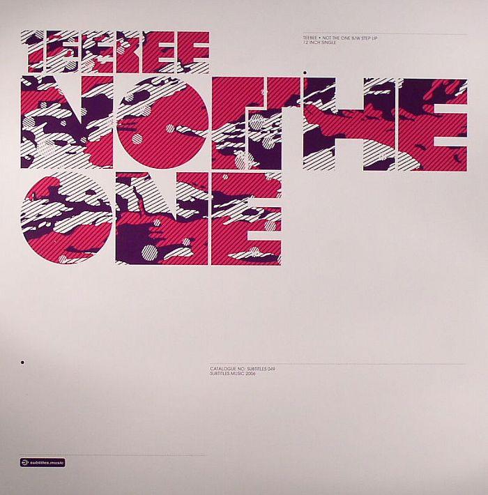 Teebee* DJ TeeBee - Oblivion / Instant Iradification