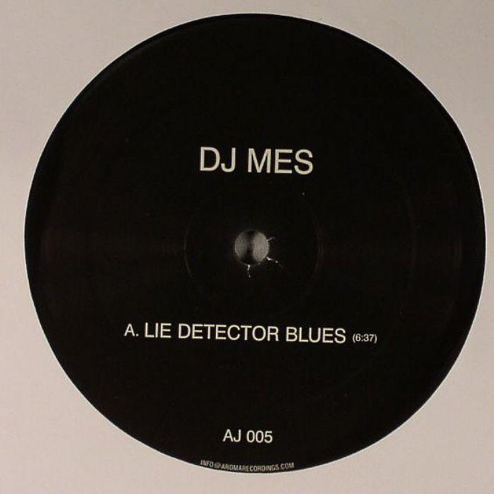 DJ MES - Lie Detector Blues