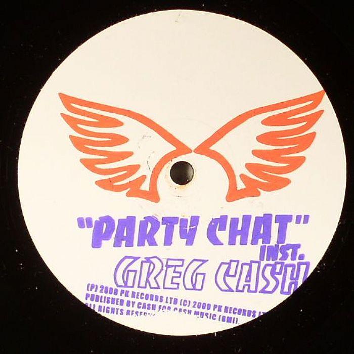 CASH, Greg - Party Chat (Q Marc mix)