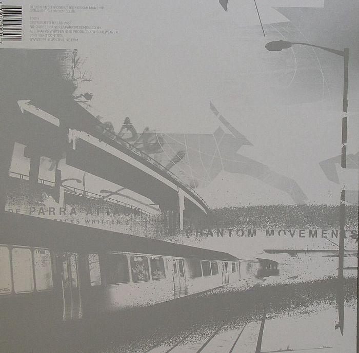 SOUL WEAVER - Parra Attack EP