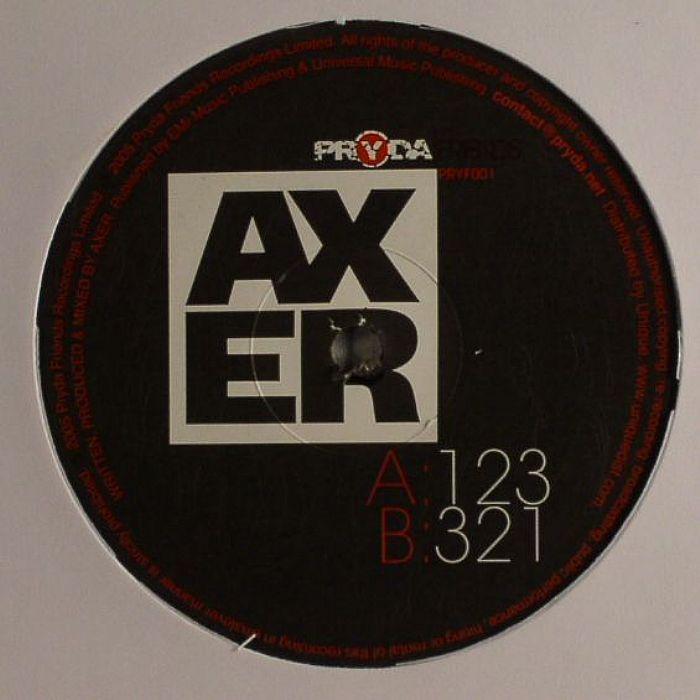 AXER aka ERIC PRYDZ/AXWELL - 123