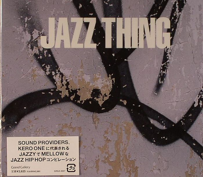 VARIOUS - Jazz Thing