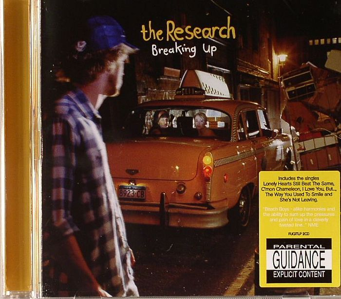 RESEARCH, The - Breaking Up