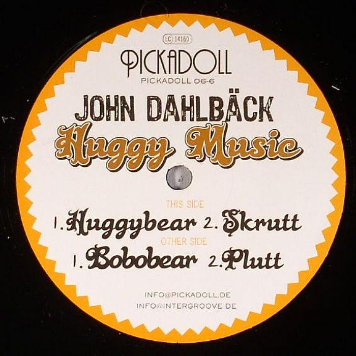 DAHLBACK, John - Huggy Music