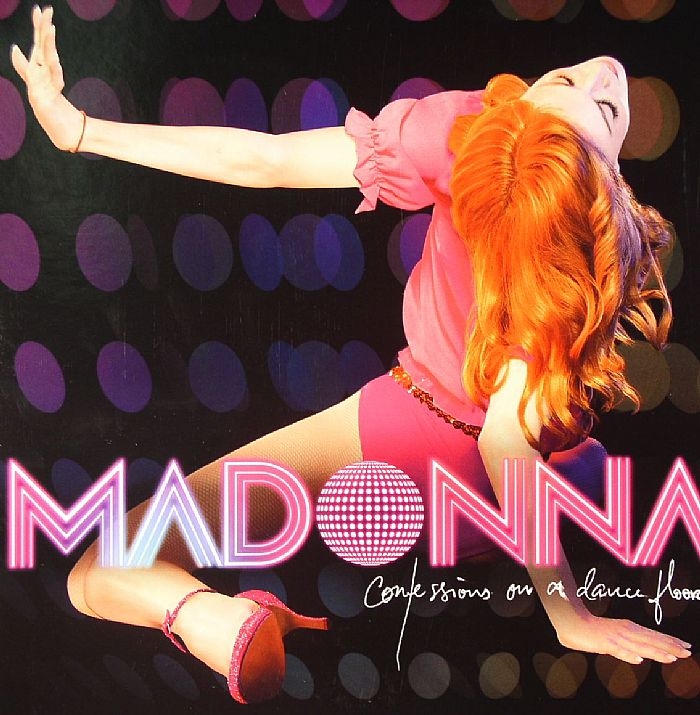 Madonna Confessions On A Dance Floor Vinyl At Juno Records