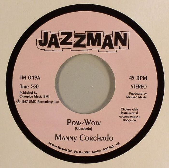 CORCHADO, Manny - Pow Wow