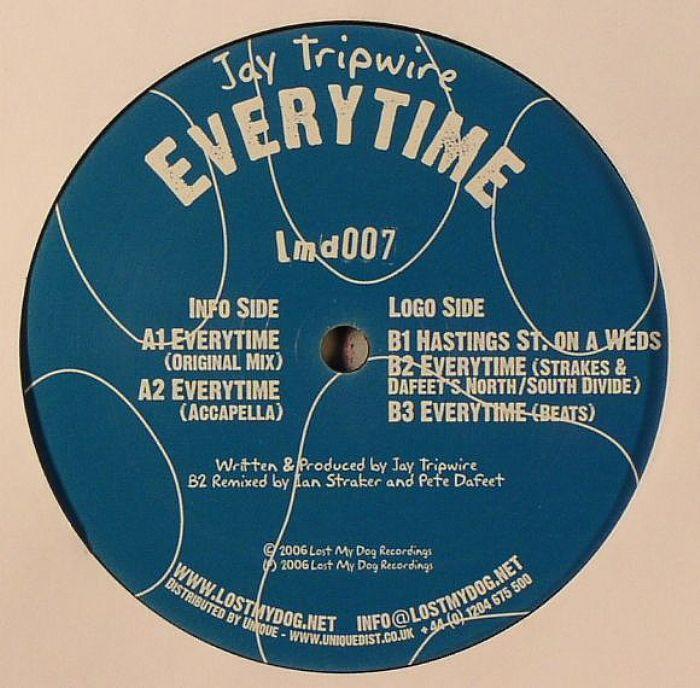 TRIPWIRE, Jay - Everytime