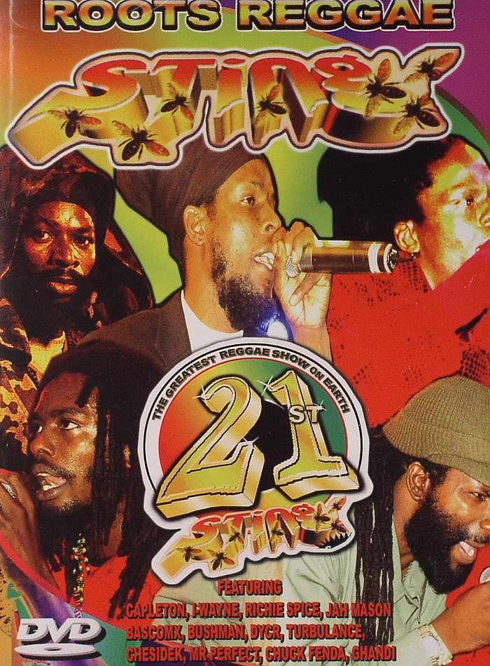 Roots Reggae: The Greatest Reggae Show On Earth Sting 21
