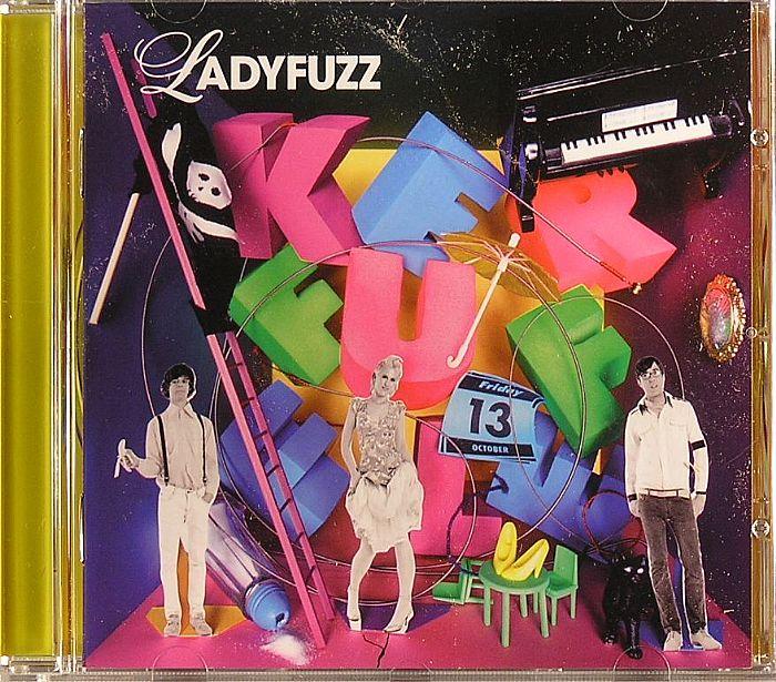 Ladyfuzz - Hold Up