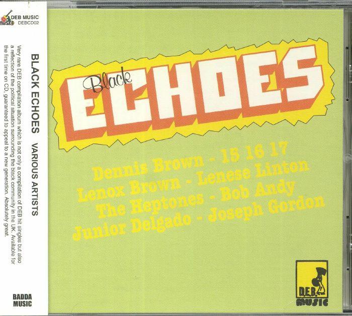 VARIOUS - Black Echoes