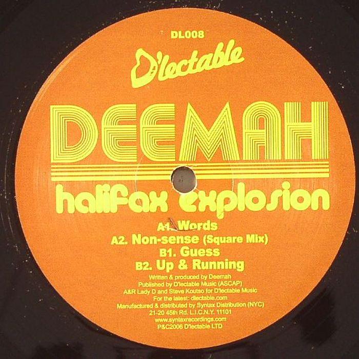 DEEMAH - Halifax Explosion