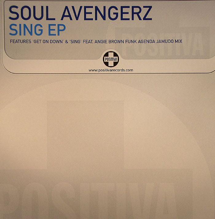 Soul Avengerz Feat. Krysten Cummings - Heard It All Before