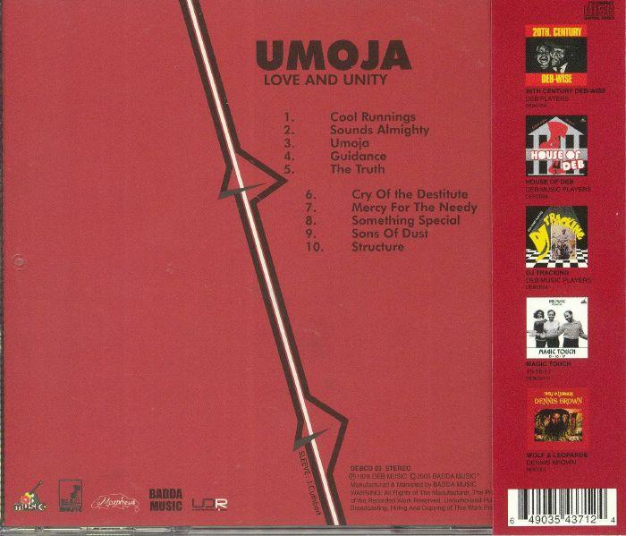 DEB PLAYERS - Umoja: Love & Unity