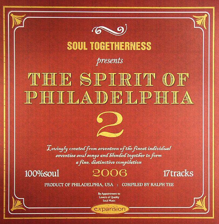 VARIOUS - The Spirit Of Philadelphia 2