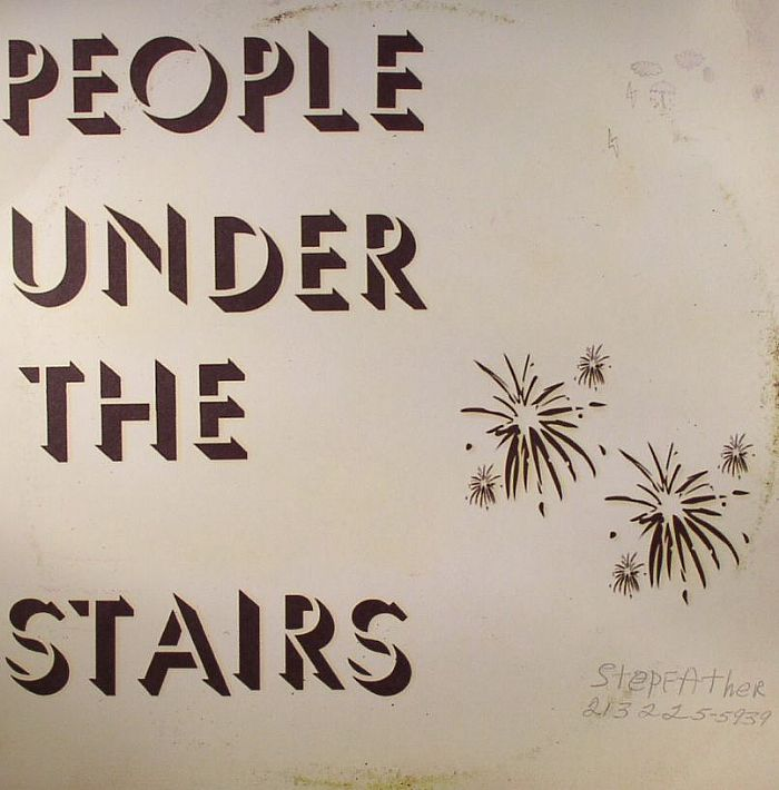People Under The Stairs Stepfather Vinyl At Juno Records