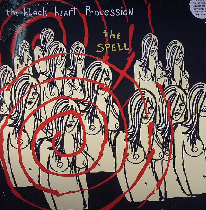 BLACK HEART PROCESSION, The - The Spell