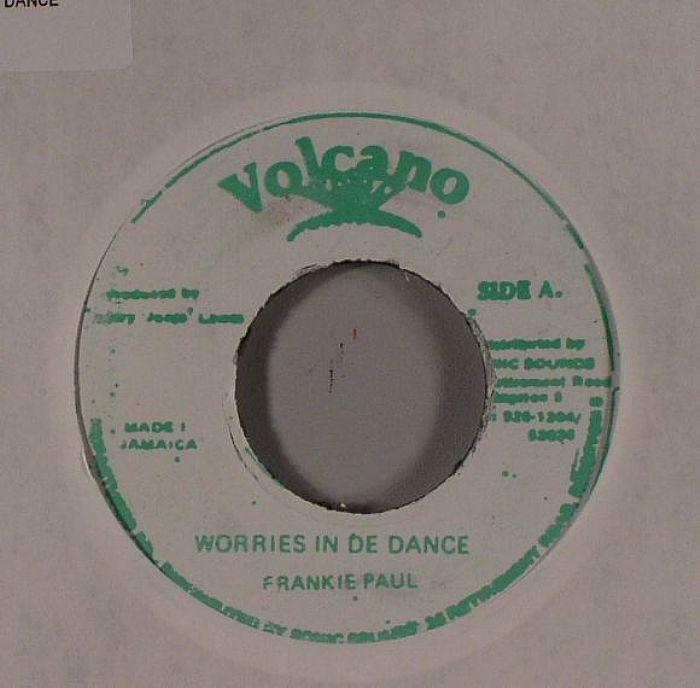 Frankie Paul Worries In The Dance Riddim Vinyl At Juno