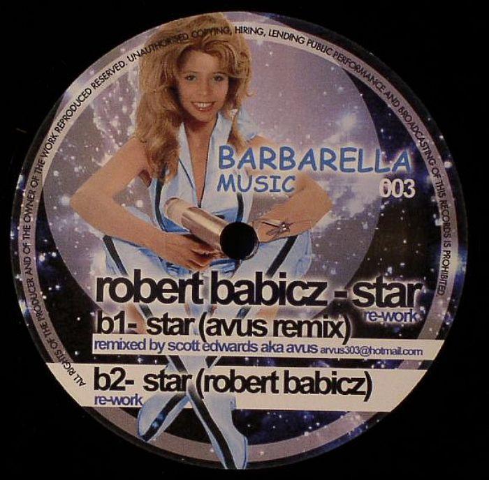 BABICZ, Robert - Star (re-work)