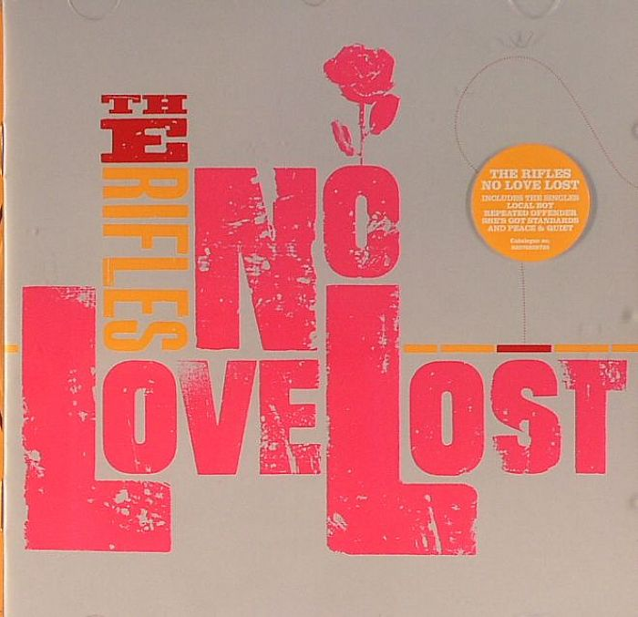 The Rifles No Love Lost Vinyl At Juno Records
