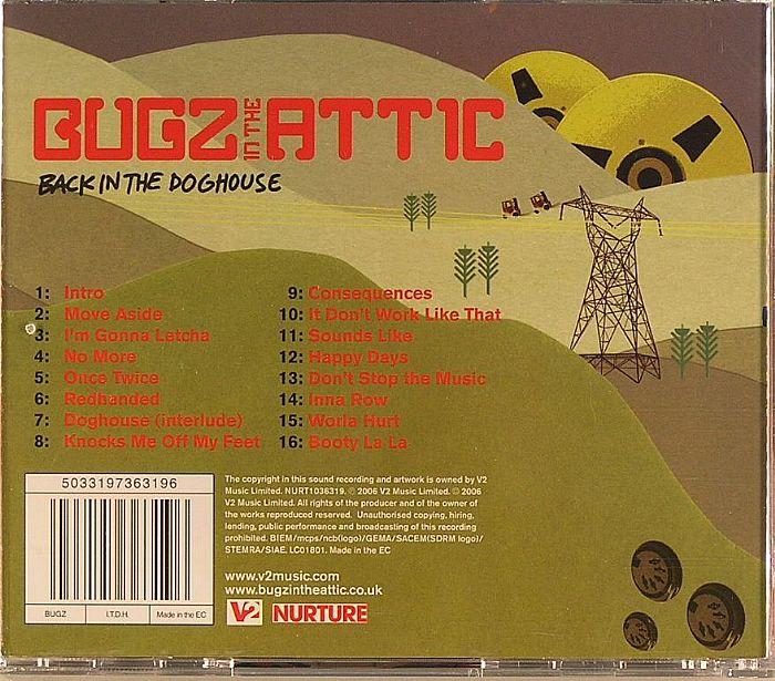 Bugz In The Attic* Bugz In The Attic, The - Got The Bug - Remixes Collection