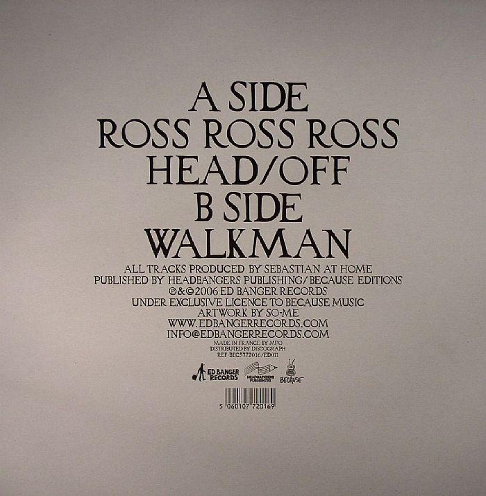SEBASTIAN - Ross Ross Ross