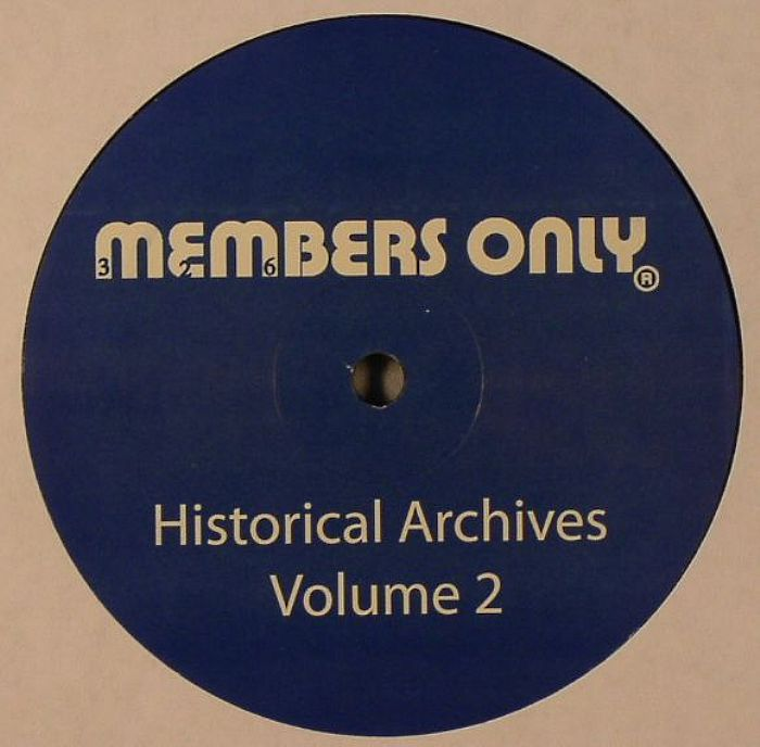 MEMBERS ONLY - Historical Archives Vol 2