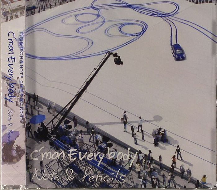 NOTE & PENCILS - C'mon Everybody