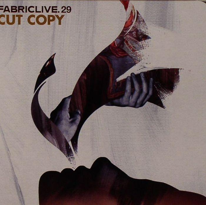 CUT COPY/VARIOUS - Fabric Live 29