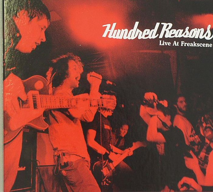 HUNDRED REASONS - Live At Freakscene