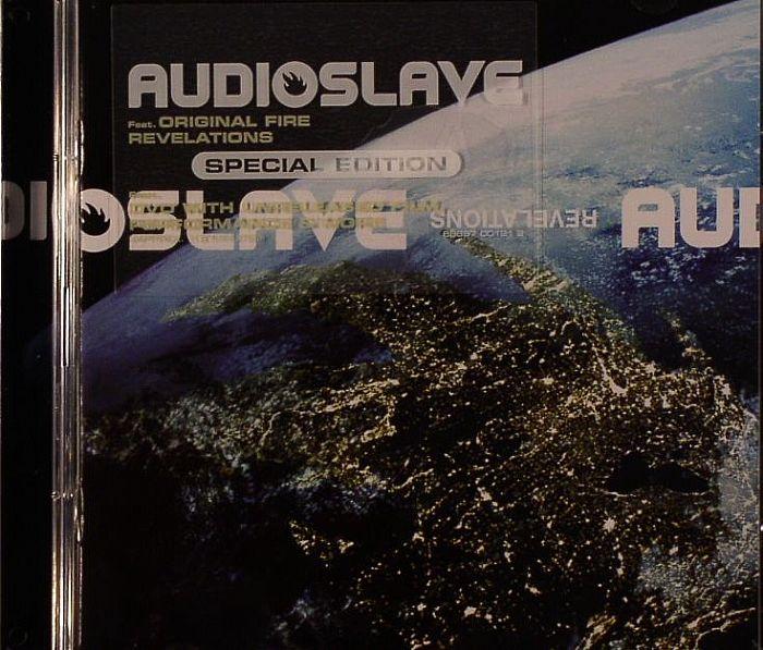 AUDIOSLAVE Revelations vinyl at Juno Records.
