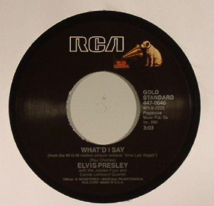 PRESLEY, Elvis - Viva Las Vegas