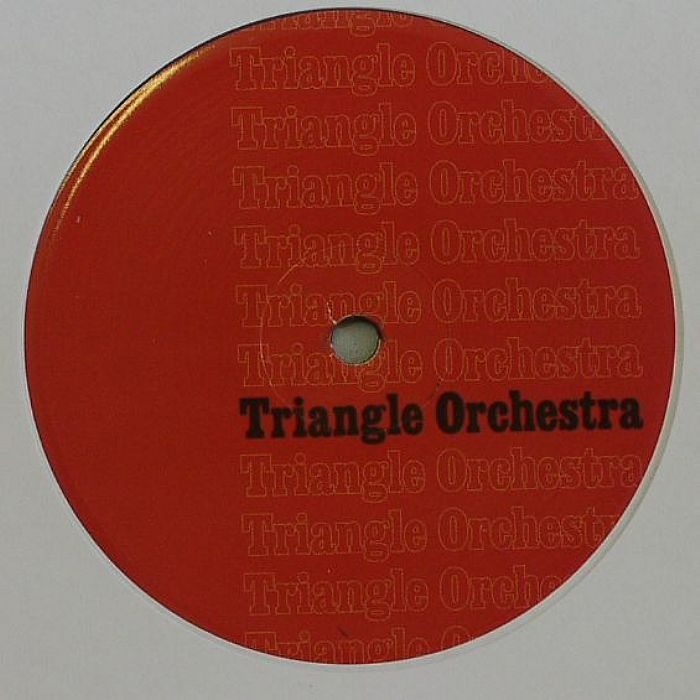 TRIANGLE ORCHESTRA - Wheres The Tape