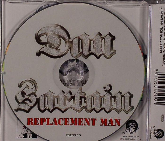 SARTAIN, Dan - Replacment Man