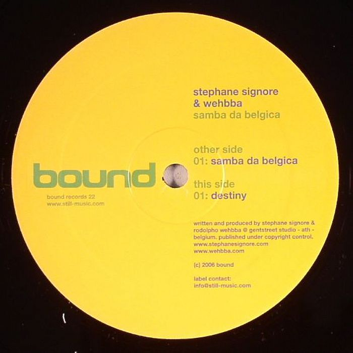 Stephane Signore - My Existence