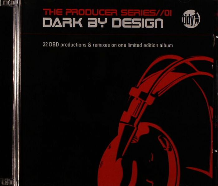 Dark By Design Various The Producer Series 01 Cd 1 New