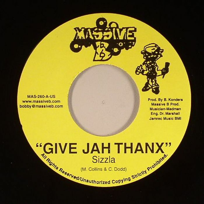 Sizzla - Give Jah Thanx