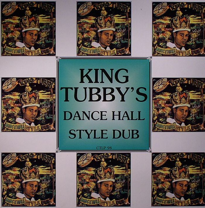 KING TUBBY - Dance Hall Style Dub