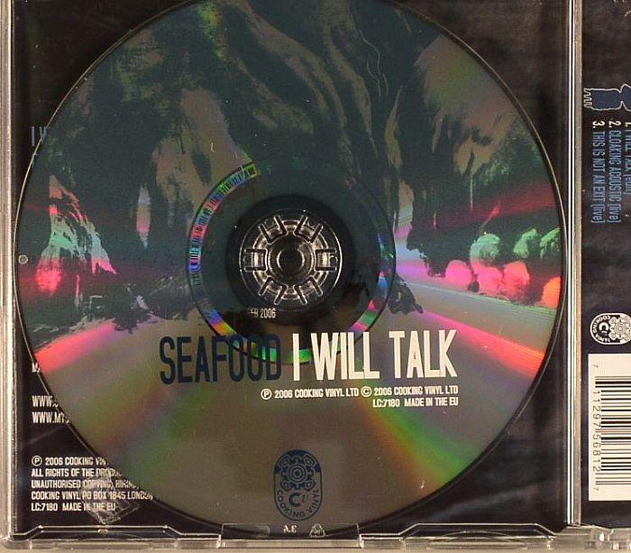 SEAFOOD - I Will Talk