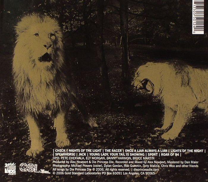 DIE PRINCESS DIE - Lions Eat Lions