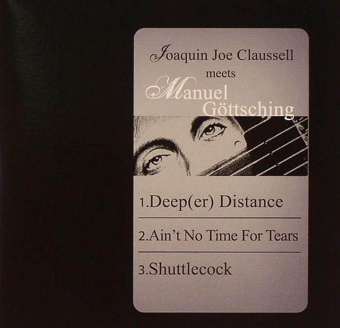 CLAUSSELL, Joaquin Joe meets MANUEL GOTTSCHING - Deep(er) Distance