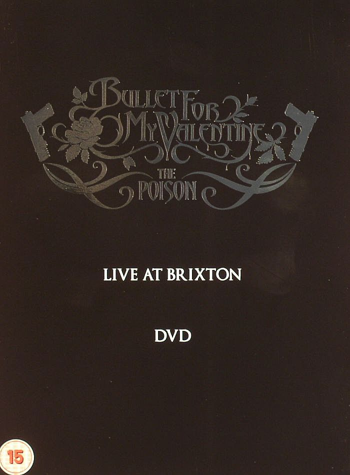 Bullet For My Valentine The Poison Live At Brixton Vinyl