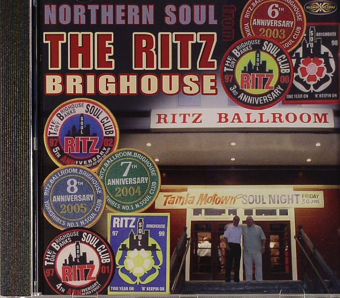 Various Northern Soul From The Ritz Brighouse Vinyl At