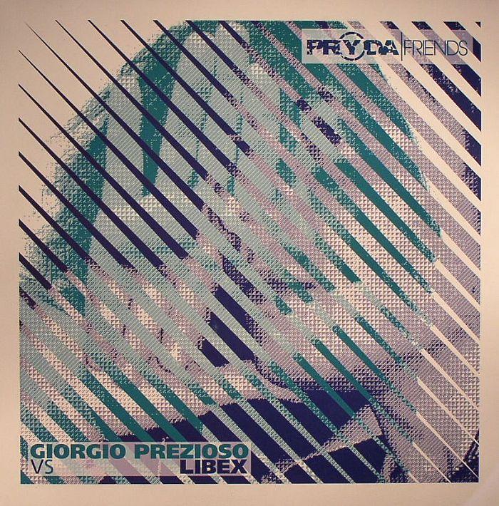 PREZIOSO, Giorgio vs LIBEX - Xperimental Scratch