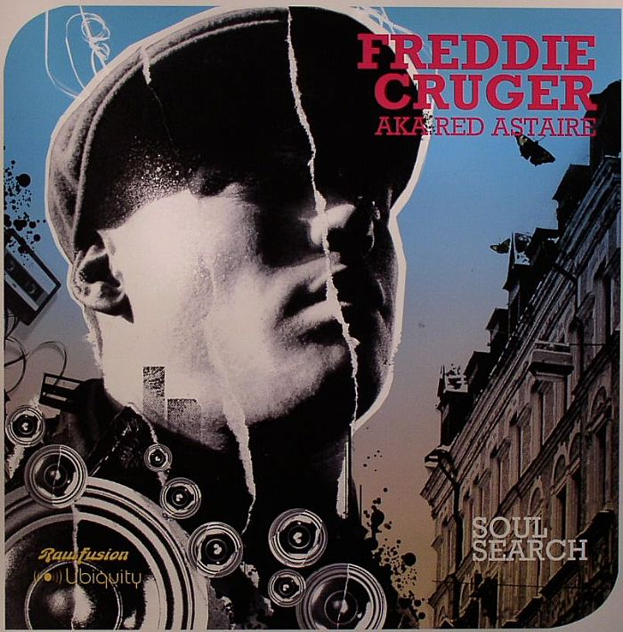 CRUGER, Freddie aka RED ASTAIRE - Soul Search