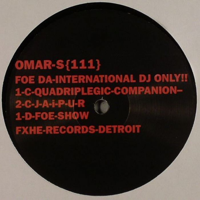 OMAR S - 111