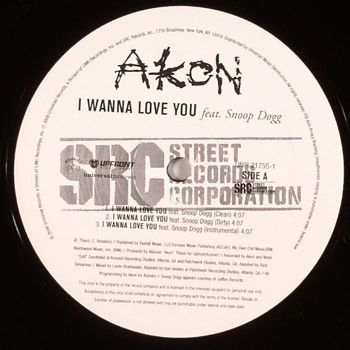 akon i wanna love you acapella
