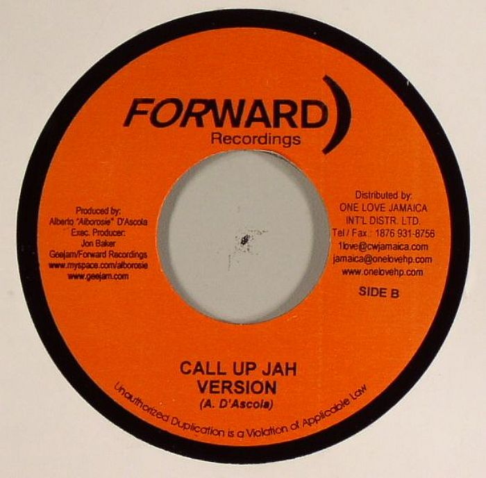 Alborosie - Call Up Jah Lyrics - lyricsera.com