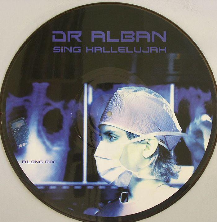 dr alban sing hallelujah vinyl at juno records. Black Bedroom Furniture Sets. Home Design Ideas