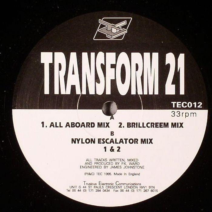 TRANSFORM 21 - Transform 21